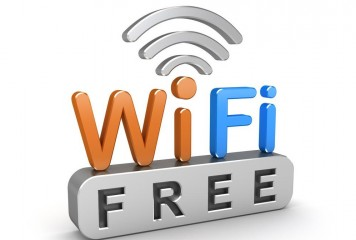 Free WiFi @ The chq Building
