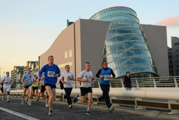Grant Thornton Corporate 5K Team Challenge 2014