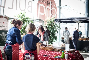 Want to join The CHQ Market every Friday from 11am ?