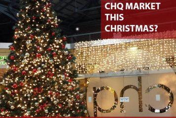 Christmas Market at the CHQ