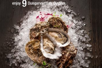 Oyster Offer down in ely bar & brasserie
