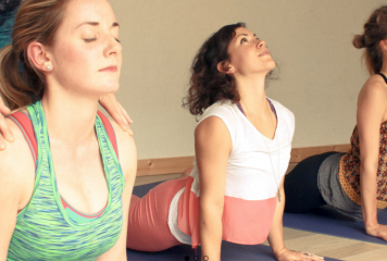 Charity Yoga in aid of Global Action Plan