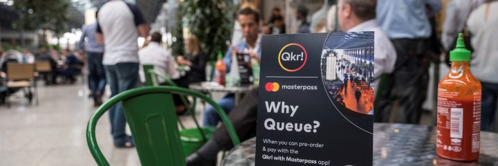 Qkr! with Masterpass; the PrePay app at CHQ!