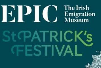 St. Patrick's Festival at EPIC