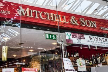 Christmas with Mitchell & Son Wine Merchants