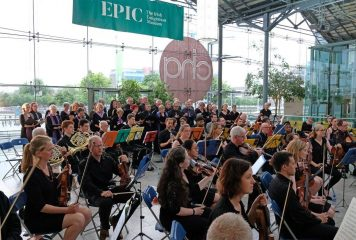 Classical Concert in the CHQ Mall