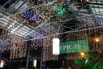 Ceiling Christmas Lights