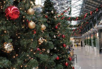 CHQ Christmas Baubles