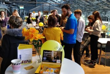 Daffodil Day in Dogpatch Labs CHQ