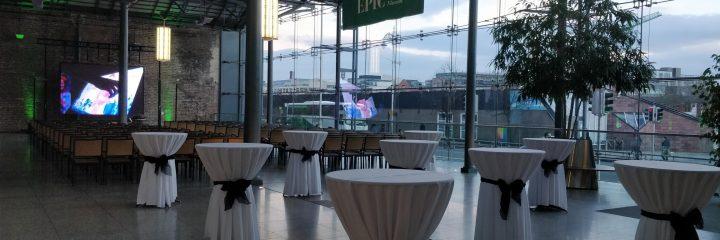 Event Showcase – Galleria