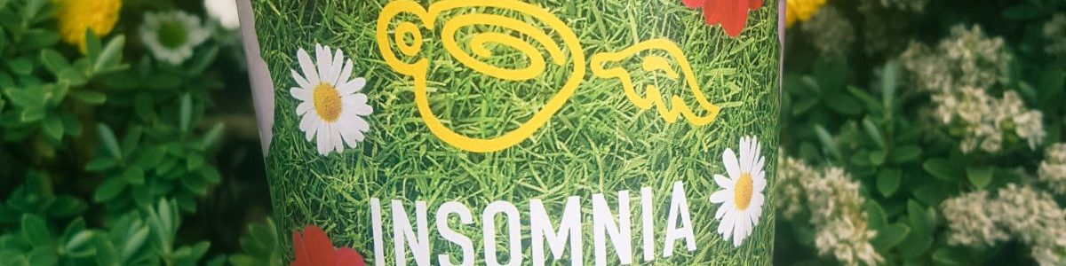 Insomnia's #MissionCompostable