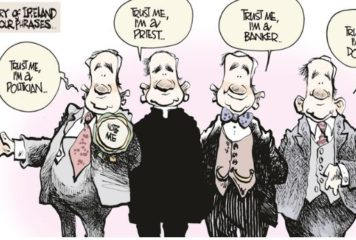 Exhibition: The Times We Live In – Martyn Turner
