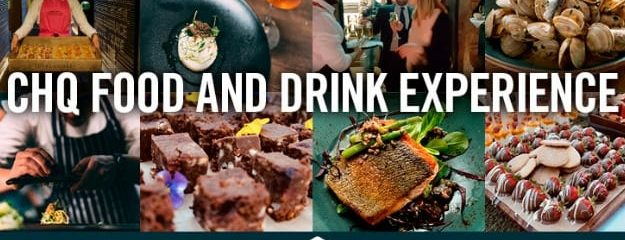 CHQ's Irish Food and Drink Experience – Launch Evening